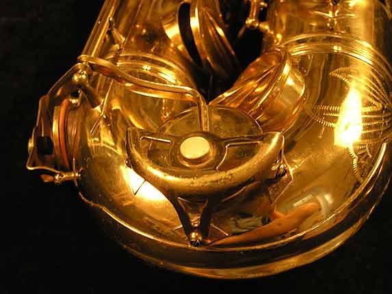 SML Lacquer Gold Medal Mk. I Tenor - 17721 - Photo # 14