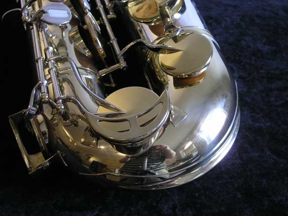 King Silver-Sonic Super 20 Tenor - 470372 - Photo # 15