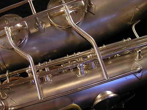 Conn Silver Plate 10M Tenor - 265898 - Photo # 15