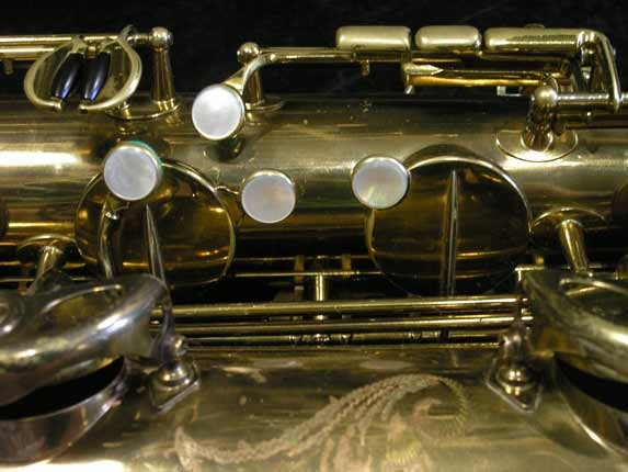 Selmer Lacquer Super Balanced Action Bari - 51568 - Photo # 16