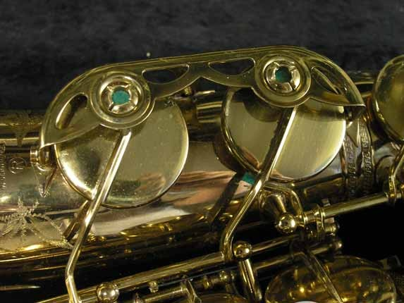 Selmer Lacquer Mark VI Alto - 69019 - Photo # 15
