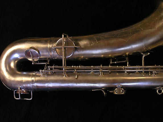 Martin Silver Plate Handcraft Baritone - 109209 - Photo # 5
