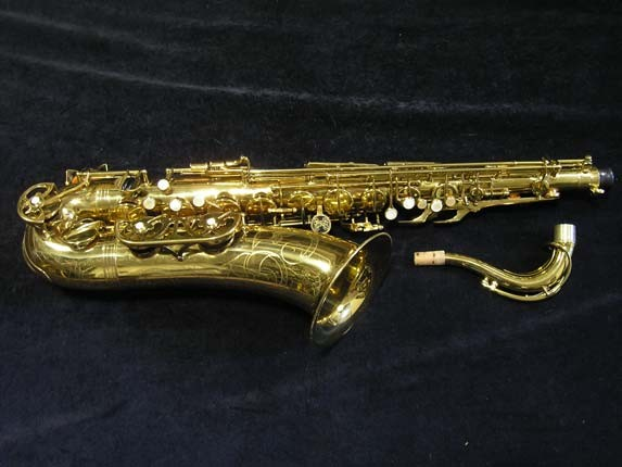 Buffet Lacquer Super Dynaction Tenor - 15673 - Photo # 1