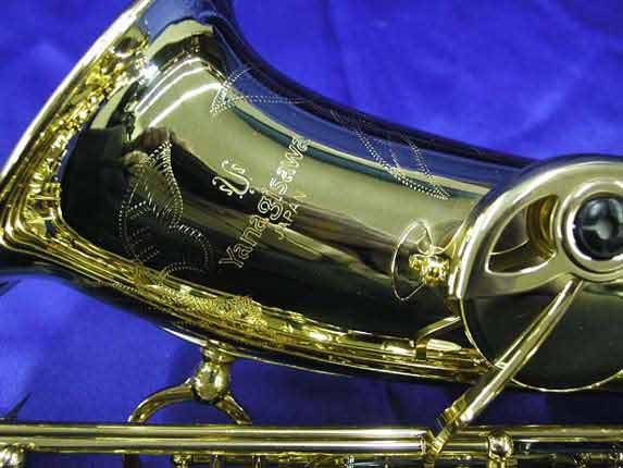 Yanagisawa Lacquer A-901 Alto - Photo # 3