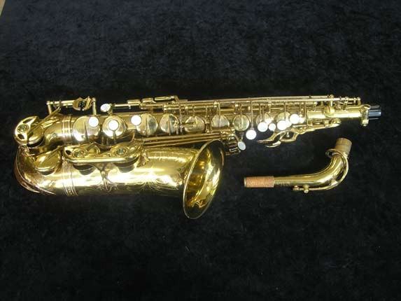 Selmer Lacquer Mark VI Alto - 149107 - Photo # 1