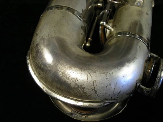 Keilwerth Silver Plate Toneking Tenor - 40304 - Photo # 20