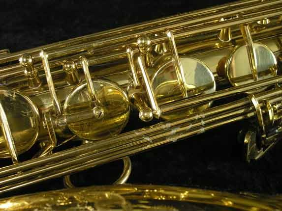 Selmer Lacquer Mark VI Tenor - 222193 - Photo # 12