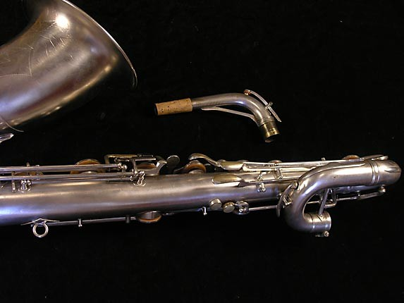 Martin Silver Plate Handcraft Baritone - 109209 - Photo # 6