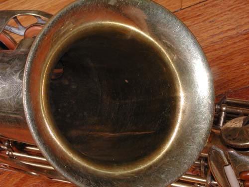 King Gold Plate-Sterling Neck Super 20 Alto - 295187 - Photo # 12