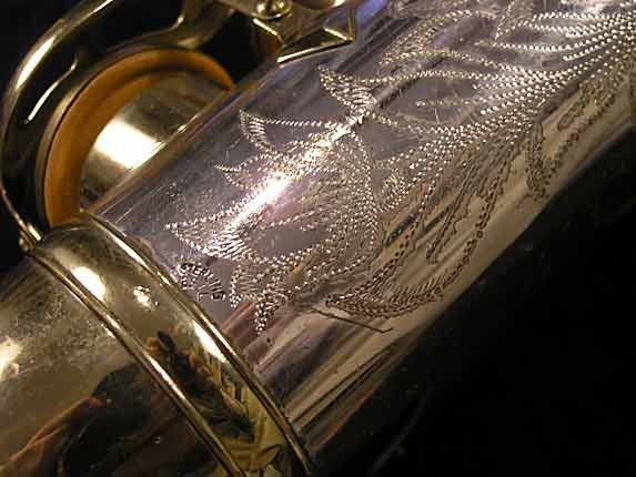 King Silver-Sonic Super 20 Alto - 379710 - Photo # 15