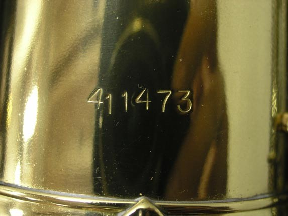 King Silver-Sonic Super 20 Tenor - 411473 - Photo # 23