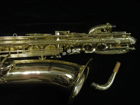 Yamaha Lacquer YBS-52 - 1219 - Photo # 3