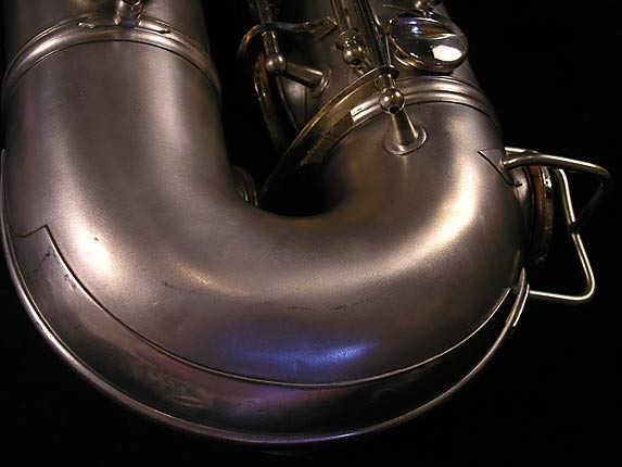 Conn Silver Plate 10M Tenor - 265898 - Photo # 17