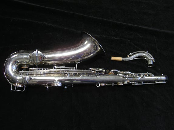 Conn Nickel Plate Transitional Tenor - 247467 - Photo # 4