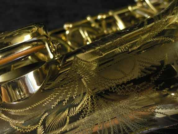 Selmer Lacquer Mark VI Alto - 69019 - Photo # 17