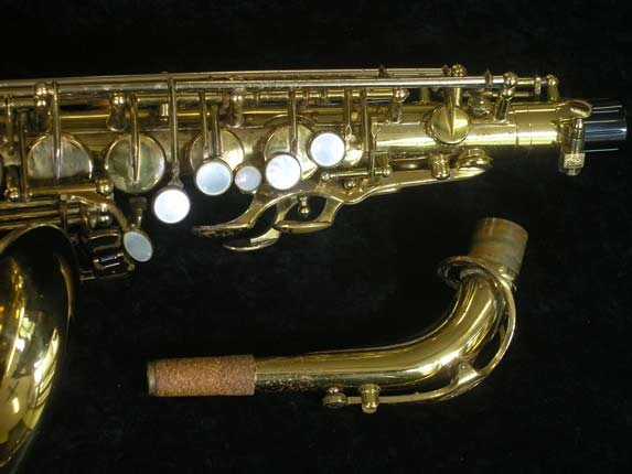 Selmer Lacquer Mark VI Alto - 149107 - Photo # 3