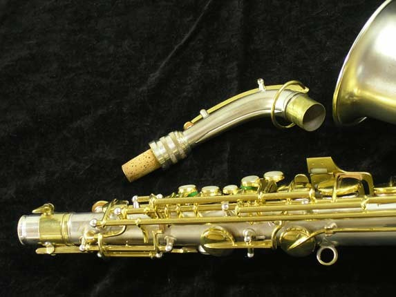 Conn Dual Tone Chu Berry Alto - 212054 - Photo # 2