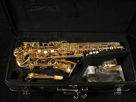 YAMAHA YAS-62II - Lacquer Photos | Saxophone org