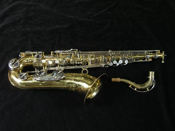 Keilwerth Lacquer New King Special Tenor - 46941 - Photo # 1