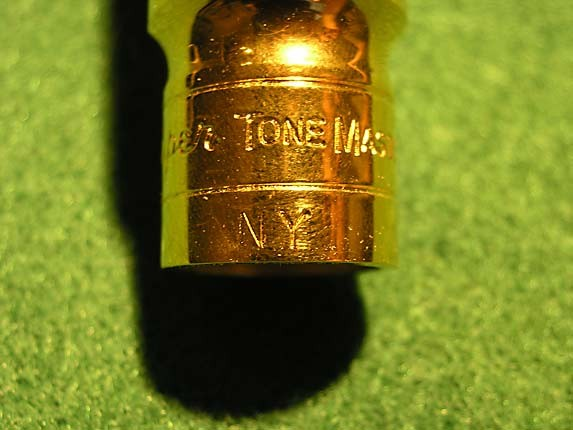 Otto Link Super Tone Master New York Tenor - Photo # 7