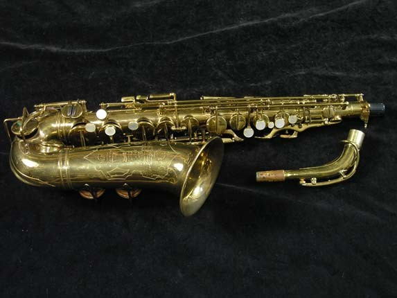 Selmer Lacquer Super Alto - 17161 - Photo # 1