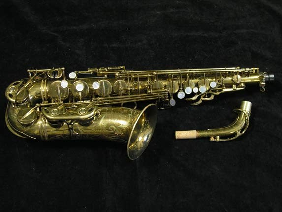 Selmer Lacquer Mark VI Alto - 59546 - Photo # 1