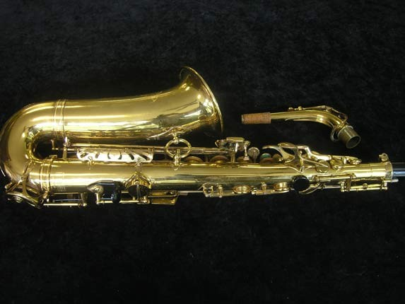 Selmer Lacquer Mark VI Alto - 149107 - Photo # 4