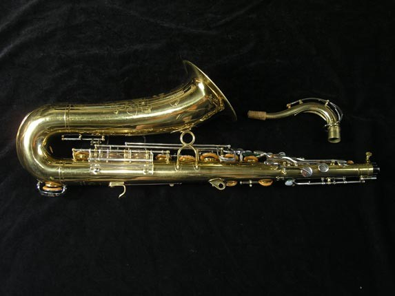 Keilwerth Lacquer New King Special Tenor - 46941 - Photo # 2