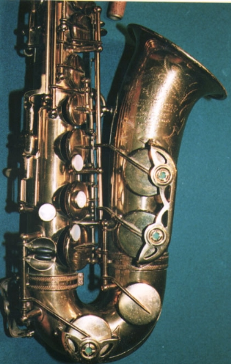 empire king saxophone